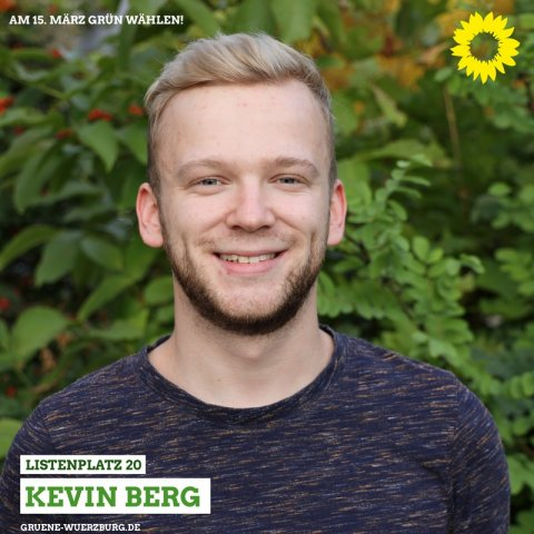 KEVIN BERG, Foto: Indra Anders