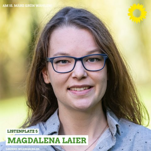 MAGDALENA LAIER, Foto: Indra Anders