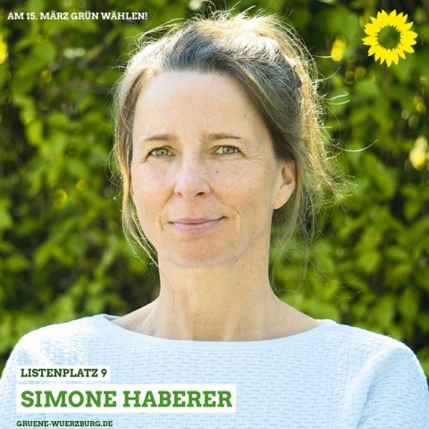 SIMONE HABERER , Foto: Indra Anders